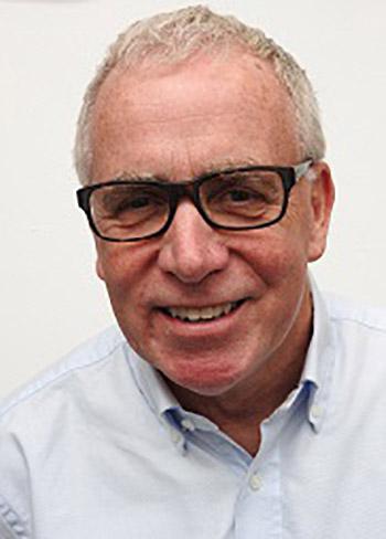 David Charlton Chair of Governors